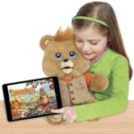 2017 Teddy Ruxpin LCD Eyes iPad