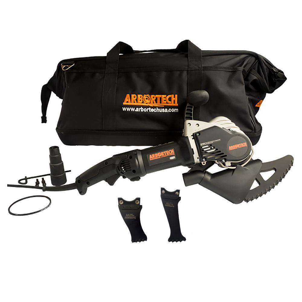 Arbortech AS170 Brick and Mortar Saw Contents