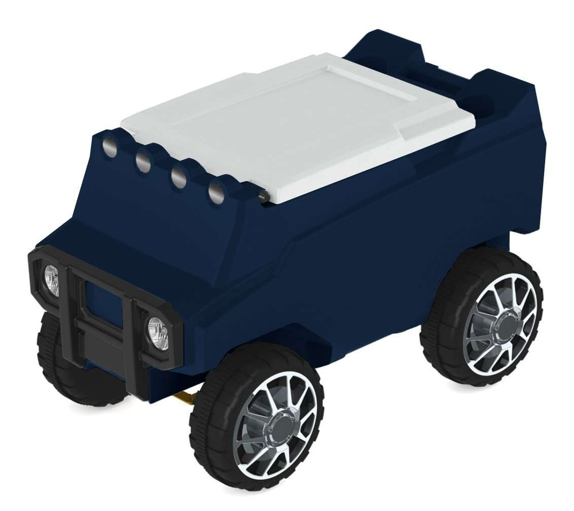 C3 Custom Coolers RC Cooler Blue