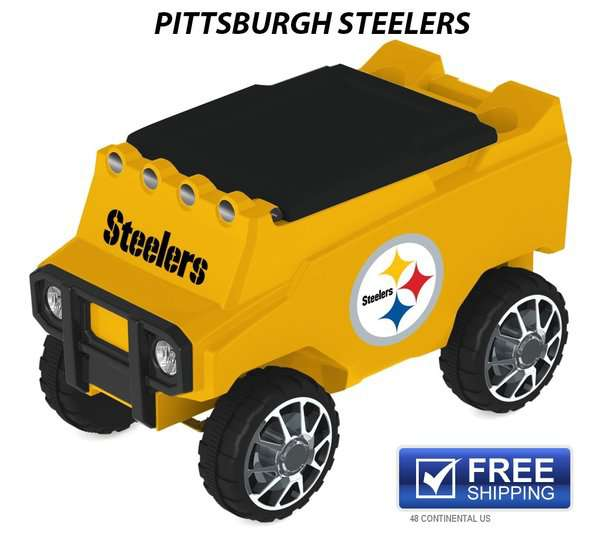 C3 Custom Coolers RC Cooler NFL Steelers