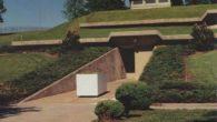 Fed Cold War Bunker Culpeper Entrance