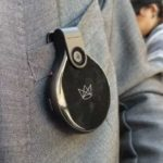 FrontRow Wearable Camera Clip