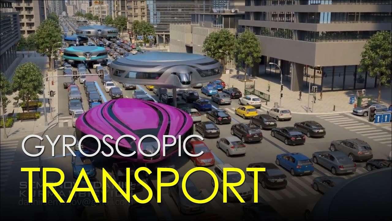 Gyroscopic Transport