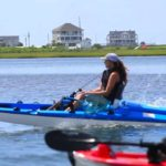 Jet Angler Jet Propelled Kayak