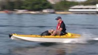 Jet Angler Jet Propelled Kayak Joystick