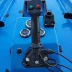 Jet Angler Jet Propelled Kayak Joystick Controls