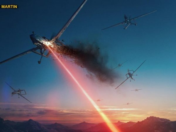 Athena Laser Weapon