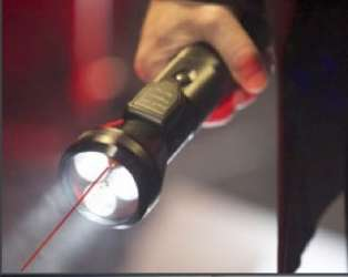 Cobra Stunlight LED Flashlight Pepper Spray 3