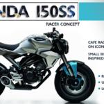 Honda 150SS Racer 3