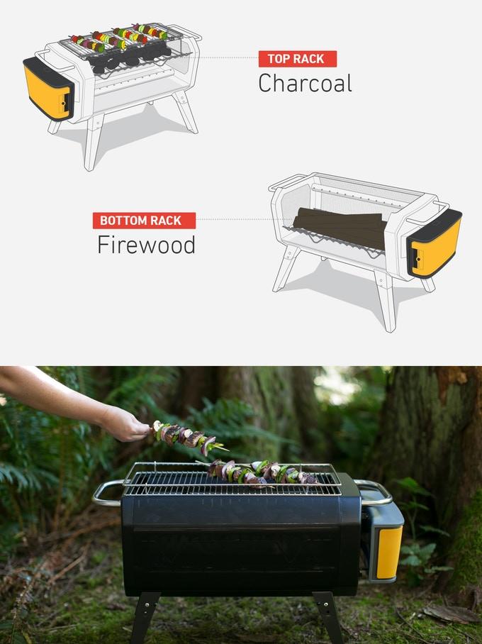BioLite FirePit Wood