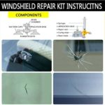 Windshield Crack Chip Repair Kit 4
