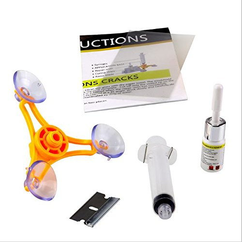 Windshield Crack Chip Repair Kit 3