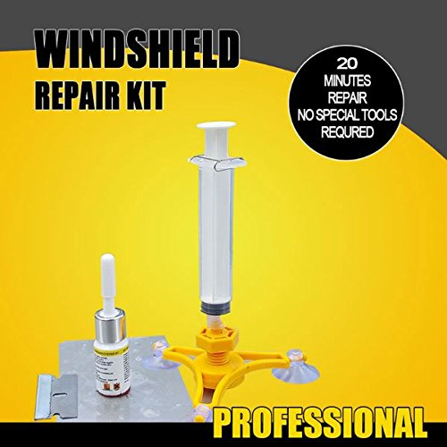 Windshield Crack Chip Repair Kit 1