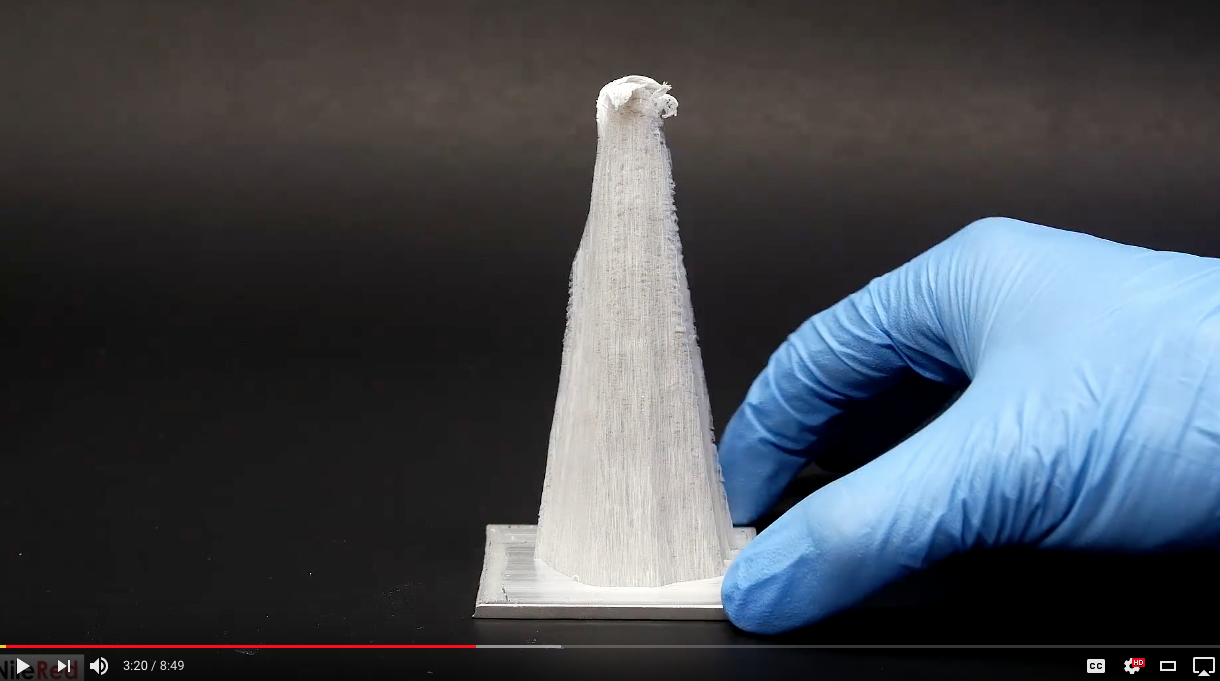 Mercury and aluminum video
