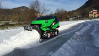 ATR Orbiter RC Snow Plow