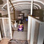Ark Two Nuclear Bunker School Bus