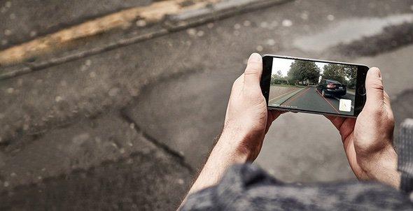 Cycliq Fly12 Bike Camera and LED app