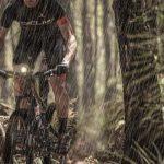 Cycliq Fly12 Bike Camera and LED weatherproof