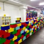 EverBlock Large Lego Blocks Wall
