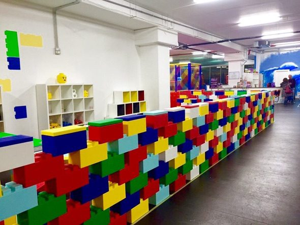 Add A New Room Or Two With Giant Lego's | GadgetKing.com