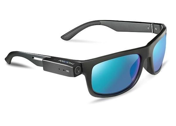 PogoCam Wearable Glasses Camera Sunglasses