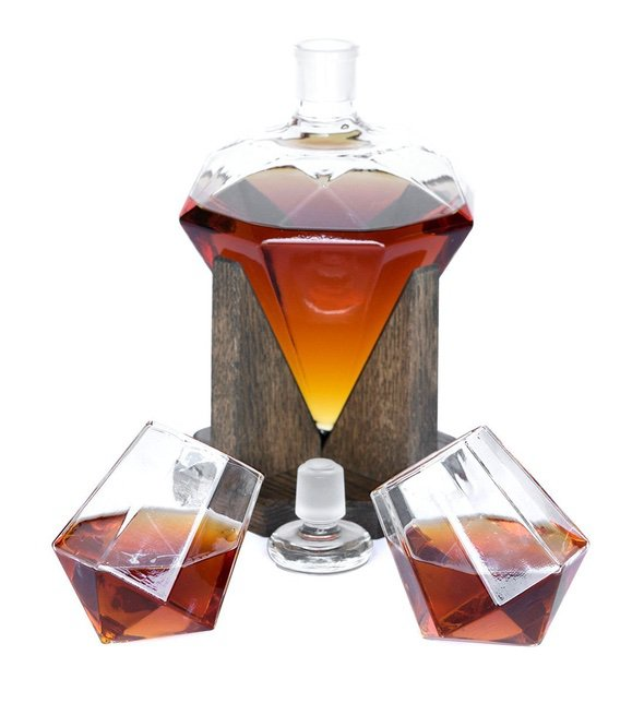 Prestige Decanters Diamond