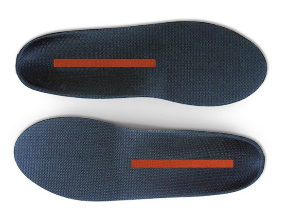 RESA 3d Printed Insoles Finished Product