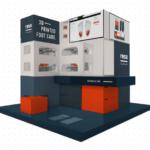 RESA 3d Printed Insoles Kiosk