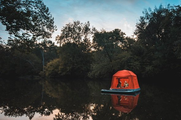 SmithFly Shoal Tent Floating Tent Camping