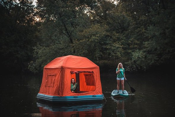 SmithFly Shoal Tent Floating Tent