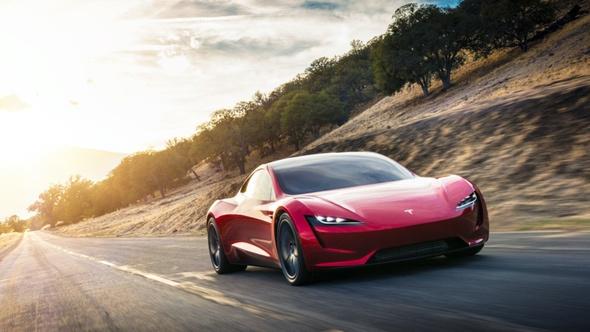 Tesla Gen 2 Roadster