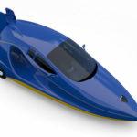 Samson Switchblade Flying Car 2