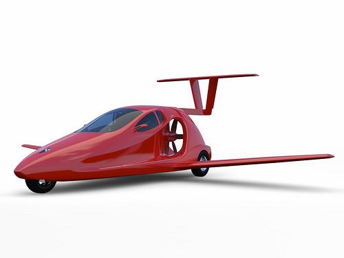 Samson Switchblade Flying Car 3