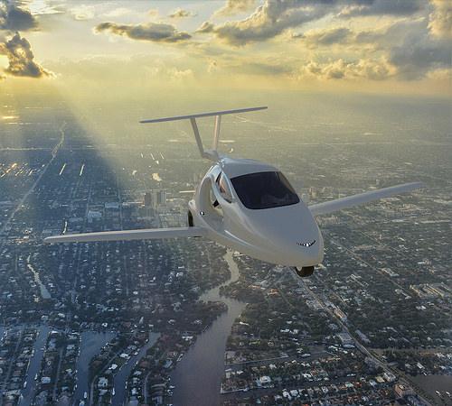 Samson Switchblade Flying Car 5