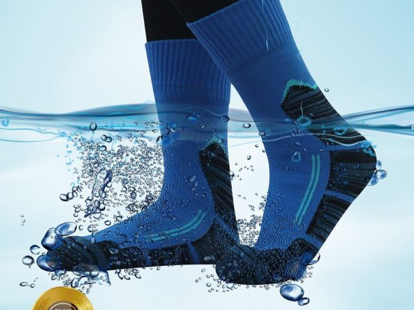 Waterproof Socks In Water