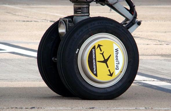 WheelTug-737-nose-wheel-design