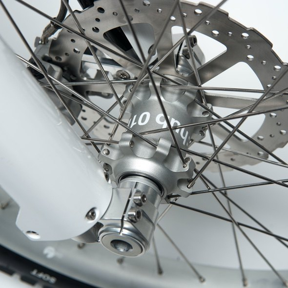 Cake Kalk Electric Bike Disk Brake