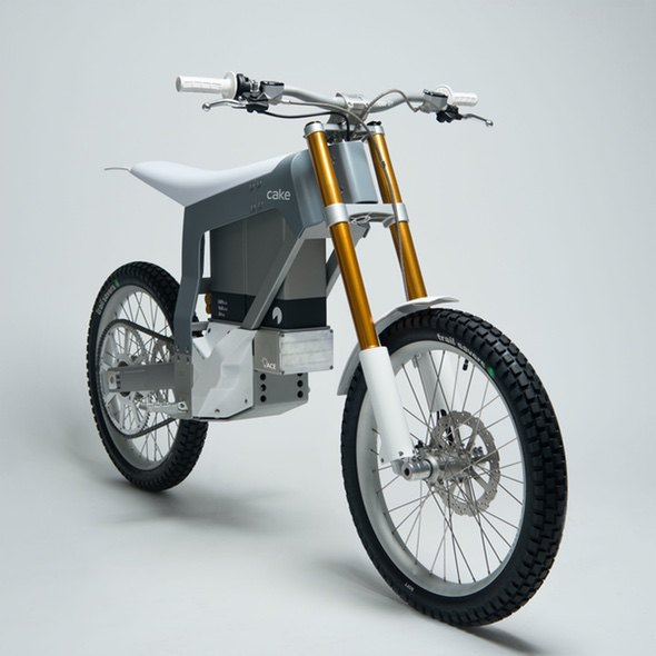 Cake Kalk Electric Bike Front View