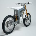 Cake Kalk Electric Bike Rear View