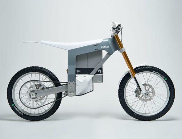 Cake Kalk Electric Bike Side View