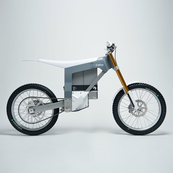 Cake Kalk Electric Bike Side View