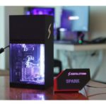 Digital Storm Spark World's Smallest Liquid Cooled Gaming PC 3