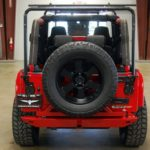Dodge Viper V10 Jeep Wrangler Rear