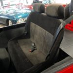 Dodge Viper V10 Jeep Wrangler Rear Seats