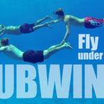 Subwing Underwater Flying