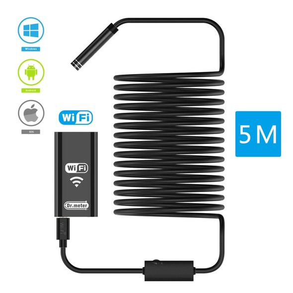 Wireless LED Endoscope Snake Light Camera 1