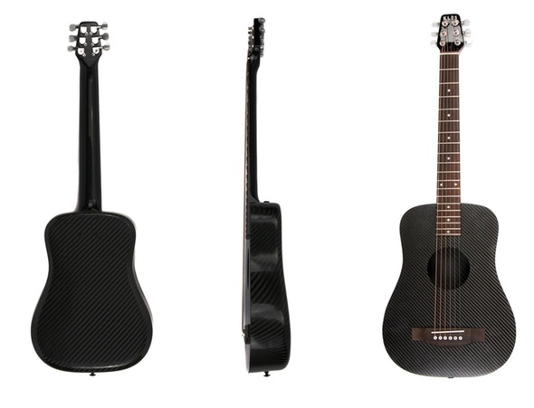 Klos Carbon Fiber Travel Guitar 4