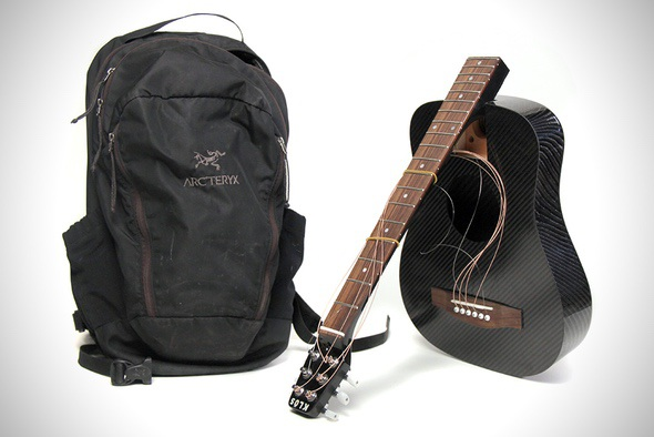 Klos Carbon Fiber Travel Guitar 5