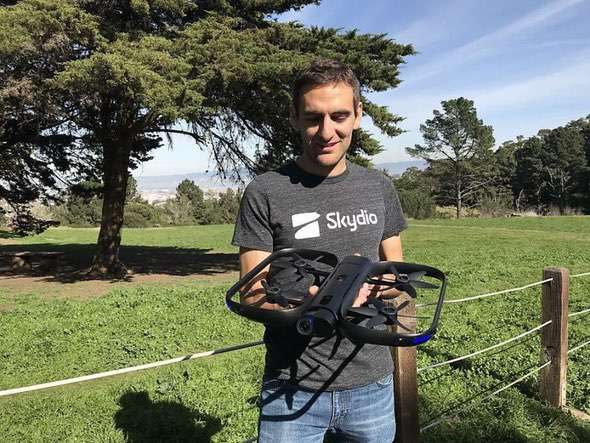 Skydio R1 Autonomous Flying Camera