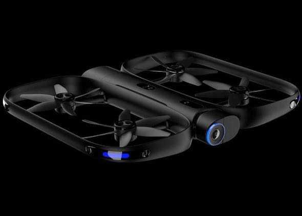 Skydio-R1-Self-Flying-Drone